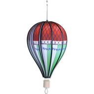 "18"" Hot Air Balloon Hanging Spinner - Blanchard Jeffries"
