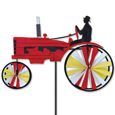 "23"" Red Tractor"