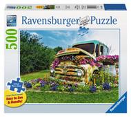 Ravensburger Flower Truck Puzzle
