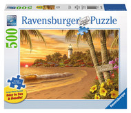 Ravensburger Tropical Love Puzzle