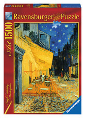 Ravensburger Van Gogh: Cafe Terrace at Night