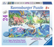 Ravensburger Land and Sea Dino Floor Puzzle