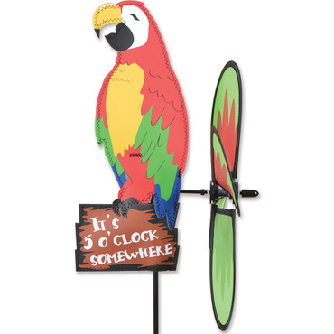 Party Macaw Petite Spinner