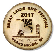 2017 Great Lakes Kite Festival magnet