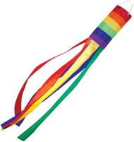 Rainbow Column Windsock - 40in