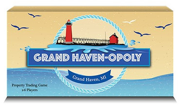 Our very own Grand Haven game!