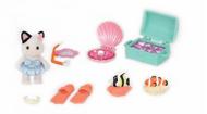 Calico Critter Seaside Treasure Set - Box Contents