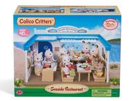 Calico Critters Seaside Restaurant - Box