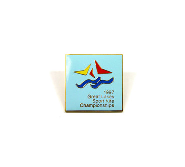 1997 GLKC Collectors Pin Front