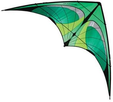 Quantum Stunt Kite - Citrus