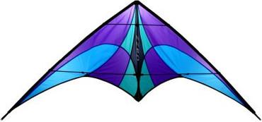 Jazz Stunt Kite - Ice