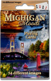 Michigan Moods Playing Cards