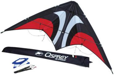 Osprey Stunt Kite - Red Raptor