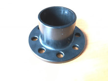 Guying collar for telescopic mast or pole