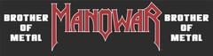 "Bumper Sticker Brother Of Metal 3""X11.5"""