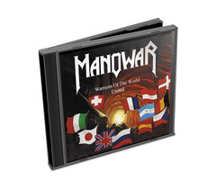 CD Single Warriors Of The World United