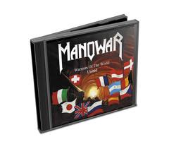 CD Single Warriors Of The World United