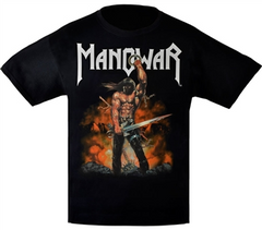 T-Shirt Kings of Metal