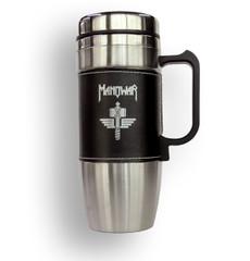Sign Of The Hammer Travel Mug