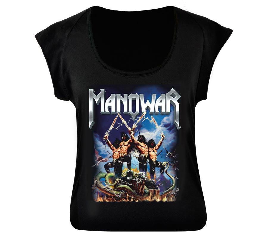 Manowar T-Shirts Tour 2007/2015 | TShirtSlayer TShirt and ...
