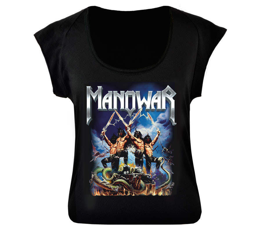 Manowar T-Shirts Tour 2007/2015 | TShirtSlayer TShirt and ...
