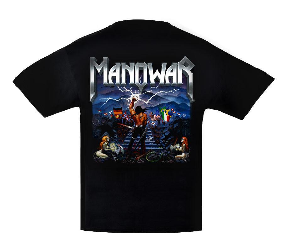 manowar shirts Gallery