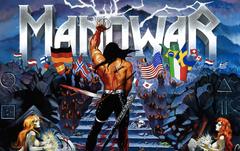 "Flag Kings Of Metal - (30"" x 40"" - 76cm x 100cm)"