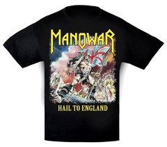 T-Shirt Hail to England
