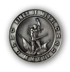 MANOWAR Challenge Coin