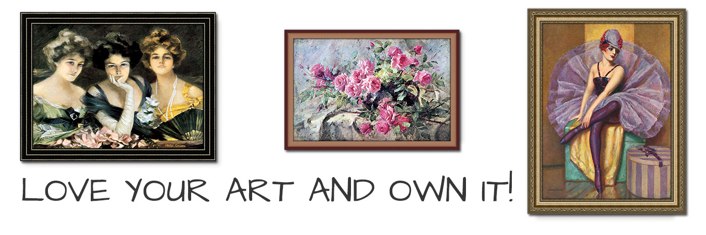 Art prints and Decor - Our Story