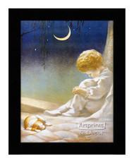 Slumberland - Framed Art Print