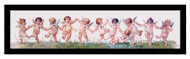 Cupids Festival - Framed Art Print*