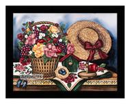 *Garden Treasures - Framed Art Print