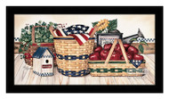 *Basket & Things - Framed Art Print
