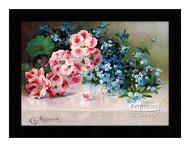 Spring Accents - Framed Art Print
