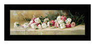 Carnations - Framed Art Print