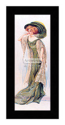 Romona - Framed Art Print