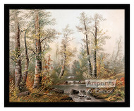 Fall Splendor - Framed Art Print