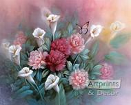 Carnations by T.C. Chiu - Art Print