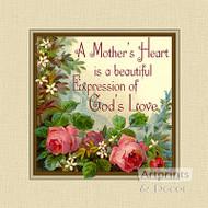 A Mother's Heart - Art Print