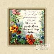 Favorite People - Art Print