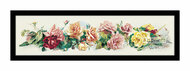 Art of Roses - Framed Art Print