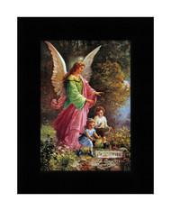 Guardian Angel VII - Framed Art Print