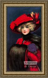 Natalie - Framed Art Print