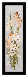 Easter Greeting - Framed Art Print*