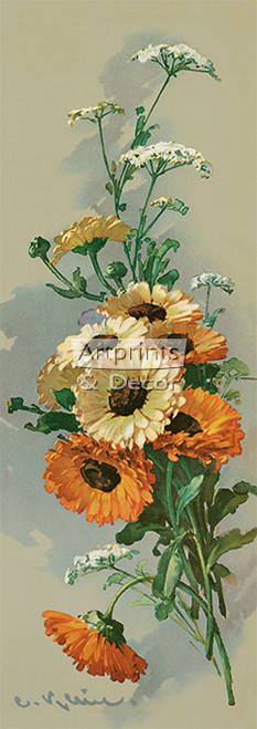 Black-Eyed Susans by Catherine Klein - Art Print