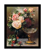 Cupid's Goblet - Framed Art Print