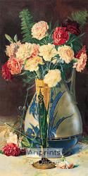 Carnations - Art Print