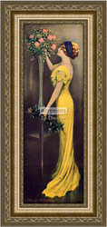 Grace - Framed Art Print