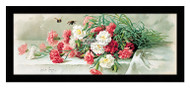 Garden Beauties - Framed Art Print